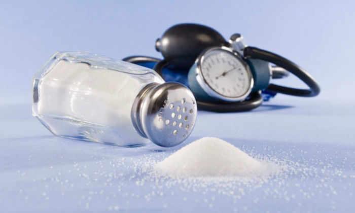 Соль поднимает кровяное давление