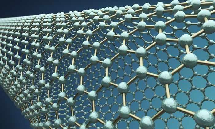 Вода странно повела себя внутри углеродных нанотрубок
