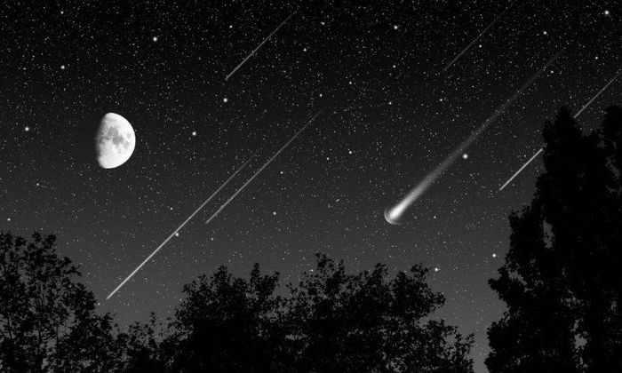 В декабре россияне смогут наблюдать два звездопада