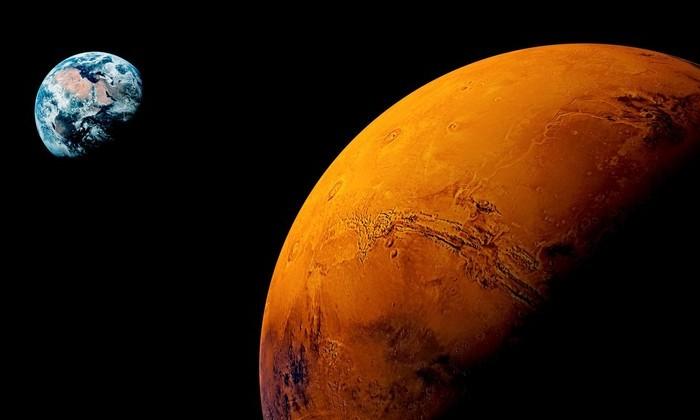 На Марсе шли дожди, или сколько воды было на Красной планете