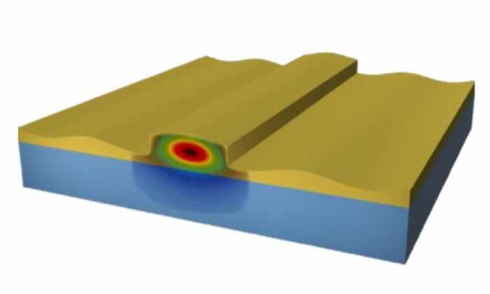 Ученые усилили световые волны в кремниевом чипе за счет звука