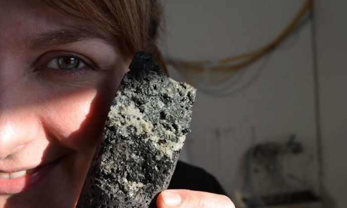 Ученые превращают углекислый газ в камни для защиты окружающей среды