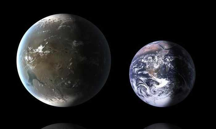 Планета Кеплер-62 может быть обитаема