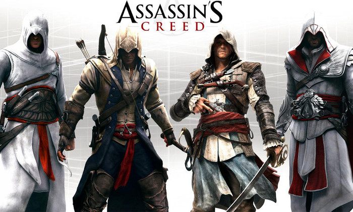 Ubisoft планирует снять сериал по мотивам Assassin's Creed