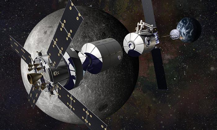 К 2030 году на Луне начнут добывать гелий-3