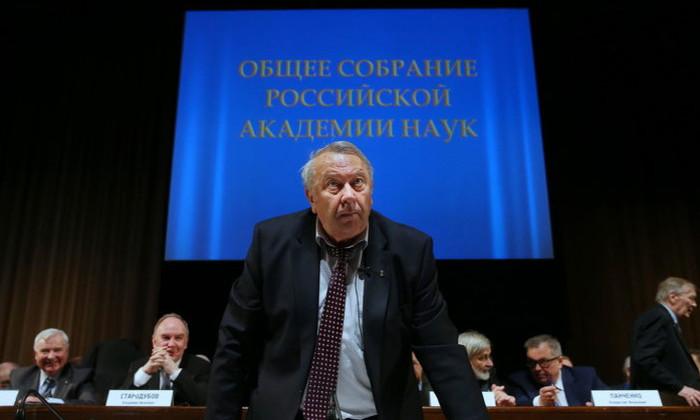 Все кандидаты в президенты РАН отказались участвовать в выборах