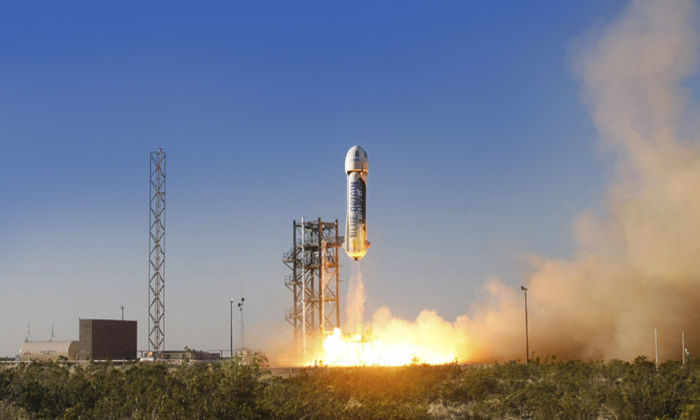 Ракеты многократного использования успешно прошли испытания
