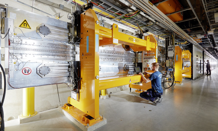 В Германии запустили самый мощный в мире рентгеновский лазер