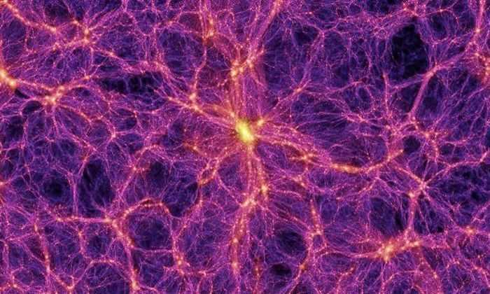 Астрономы обнаружили самый большой объект в пределах изученной Вселенной