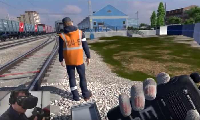 Электромеханики РЖД будут отрабатывать навыки в виртуальной реальности