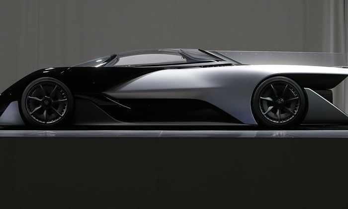 Потенциальный соперник Tesla примет участие в гонке электромобилей Formula E
