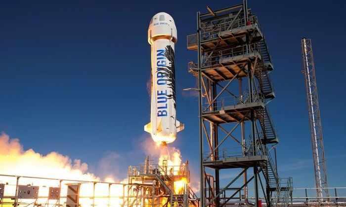 LIVE: смотрите запуск ракеты Blue Origin в воскресенье, в 17:15 по Мск