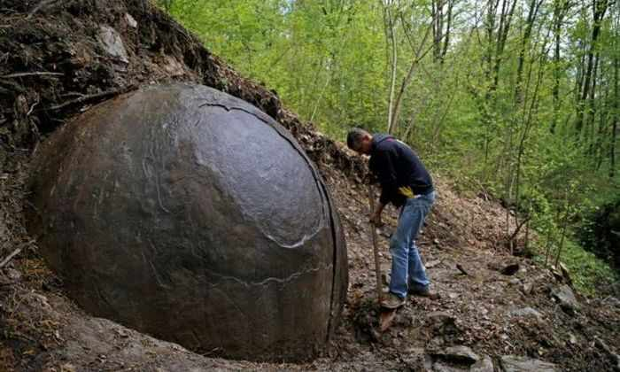 В Боснии обнаружена крупнейшая рукотворная каменная сфера в Европе