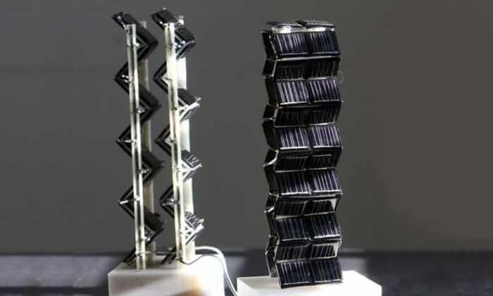 Американские энергетики экспериментируют с солнечными башнями