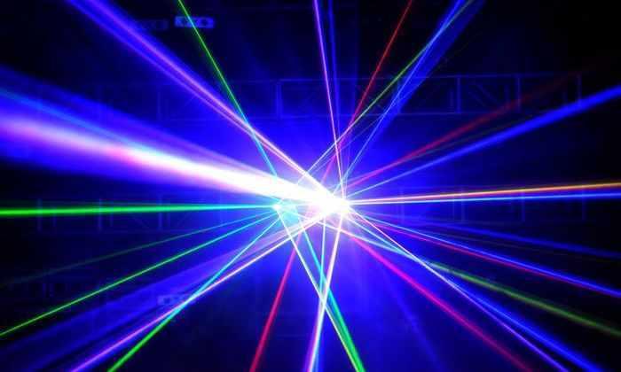 Разработали новый вид лазера, который можно свернуть в катушку
