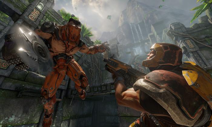 Открытый бета-тест Quake Champions продлится больше недели