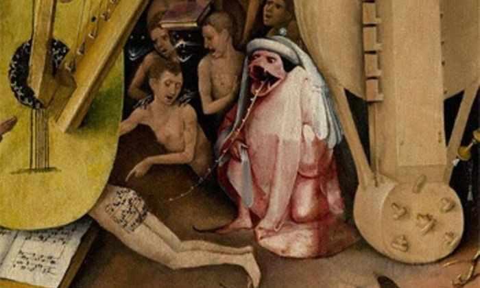 В Youtube можно услышать песнь грешного зада возрастом 600-летней давности
