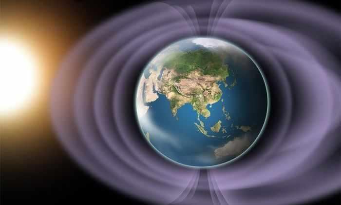 В магнитном поле Земли была обнаружена трещина