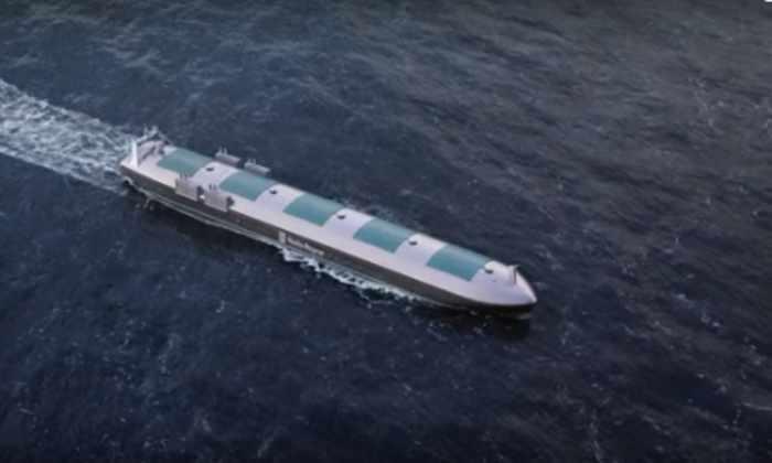 Rolls-Royce может выпустить дистанционно управляемые грузовые суда к 2020 году