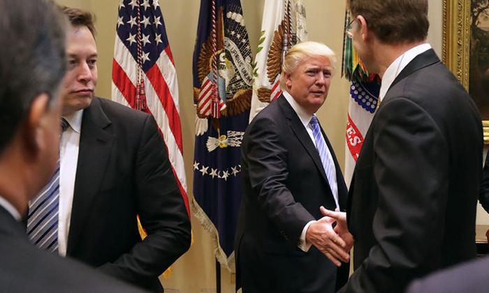 Илон Маск представит Трампу поправки к указу об иммигрантах