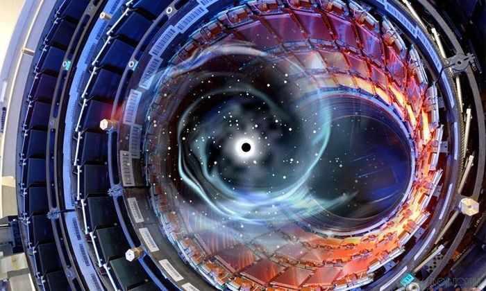 В лаборатории ядерных исследований CERN разыграли человеческое жертвоприношение