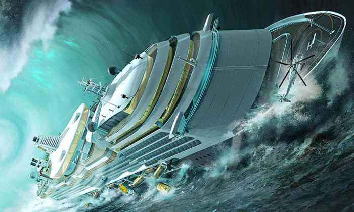 Ученые выяснили причину появления волн-убийц в океане