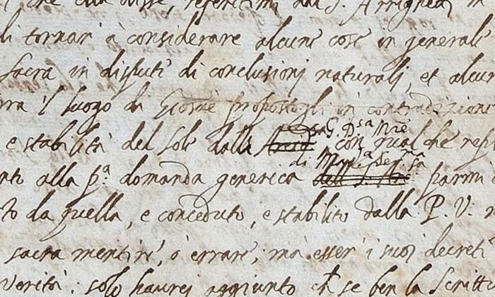 Утерянное письмо Галилея раскрыло, как он пытался обмануть инквизицию