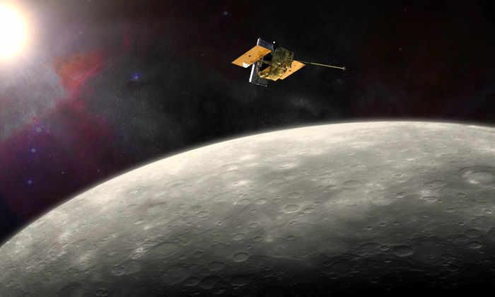 Ученые объяснили темный цвет Меркурия