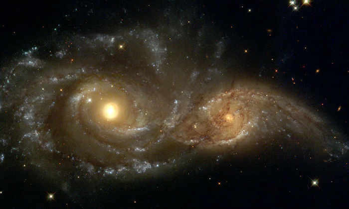 Астрономы открыли 600 новых галактих