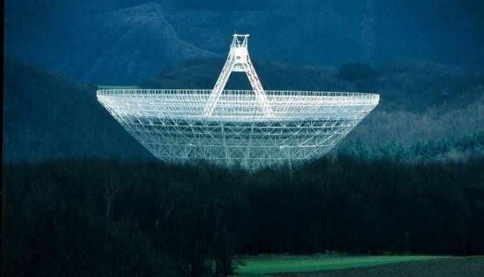 В Китае включили крупнейший в мире радиотелескоп FAST