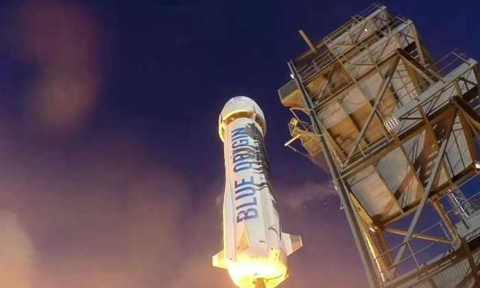 Blue Origin может намеренно взорвать ракету, которая летала уже 4 раза
