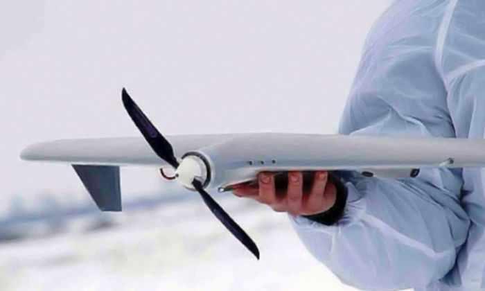 В России создали прототип реактивного беспилотника-разведчика