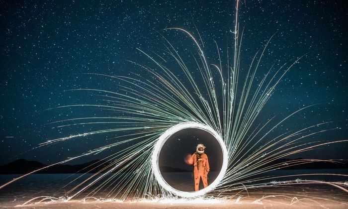 НАСА устроит пожар на космическом корабле