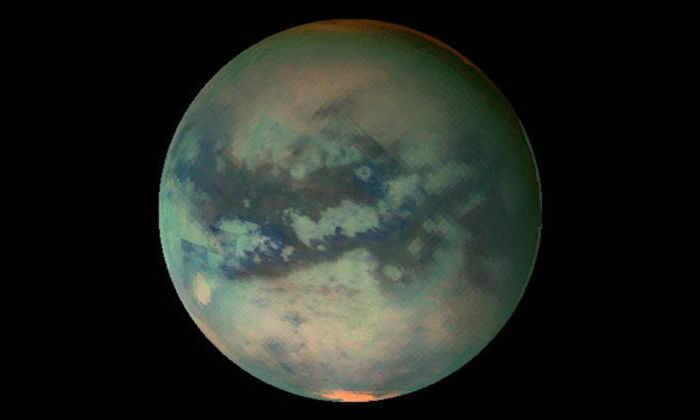 Планетологи впервые измерили горы Титана