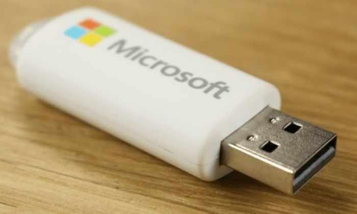Microsoft разработал бесконечную и безразмерную флешку