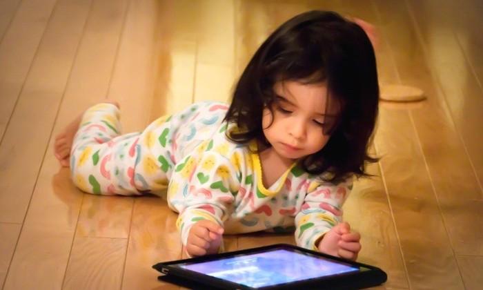 80% российских детей в возрасте до 6 лет пользуются интернетом