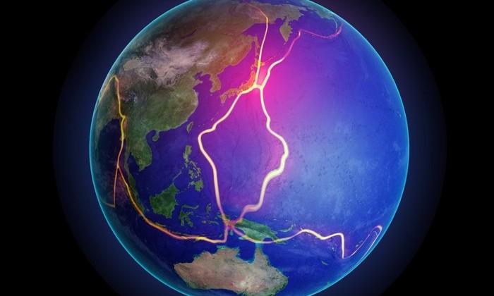 На земле обнаружили новый континент
