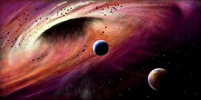 Hubble показал источники сверхмассивных черных дыр
