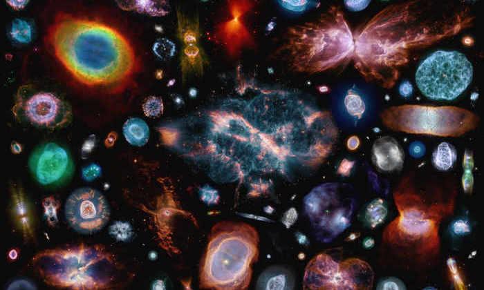 Вселенная содержит в десять раз больше галактик, чем считалось ранее