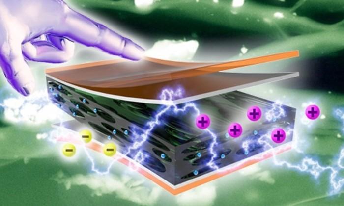 Создана первая в мире биосовместимая батарея. Из травы