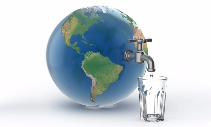 Создан первый в мире фильтр для опреснения морской воды