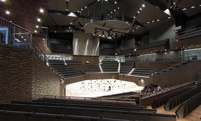Акустика концертных залов влияет на эмоции зрителей