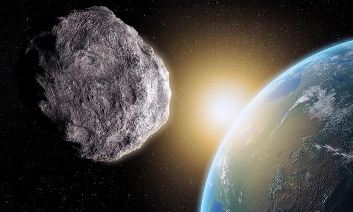 NASA показало видео с приближающимся к Земле астероидом