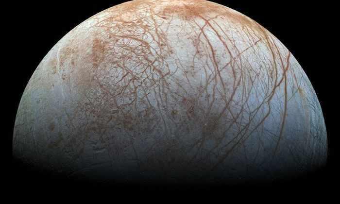 NASA анонсировало «удивительное» открытие на спутнике Юпитера