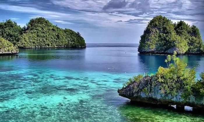 Ученые нашли следы древнего скрытого моря у Филиппинского побережья