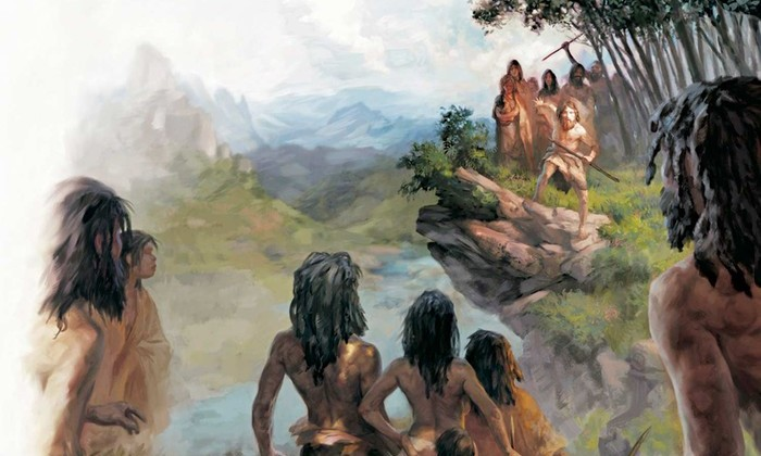 Археологи смогли выделить ДНК предков человека из осадочных пород