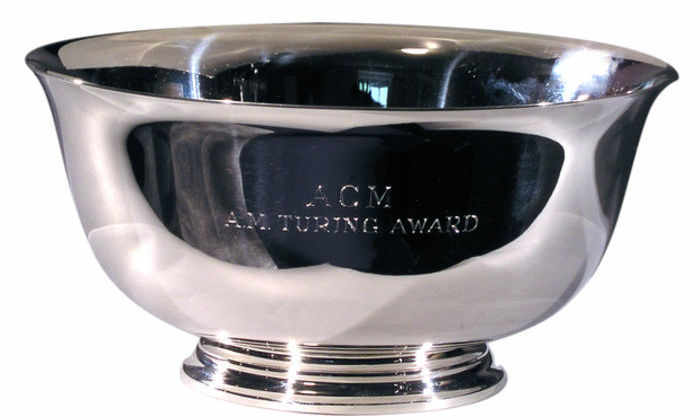 Премия Тьюринга за 2015 год вручена пионерам криптографии