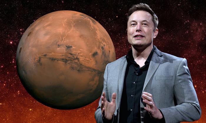 Стоимость билета наМарс составит более $10 млрд,— Маск