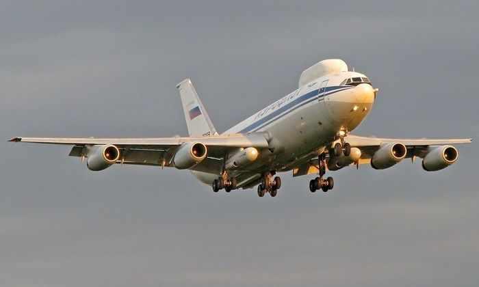 В России в 2017 году начнут разработку новых «самолетов судного дня»