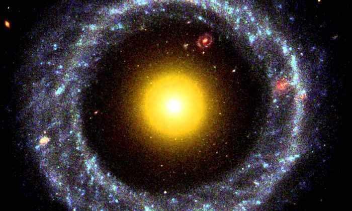 Найдена уникальная галактика. Возможно, единственная в своем роде